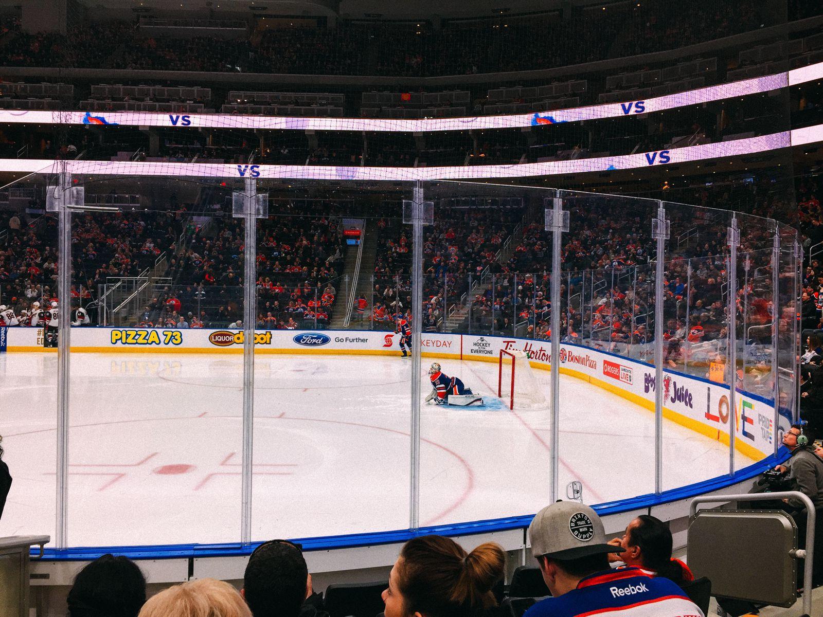 Dog Sledding In Jasper And Ice Hockey In Edmonton - 2 Canadian 'Must-Do's! (64)