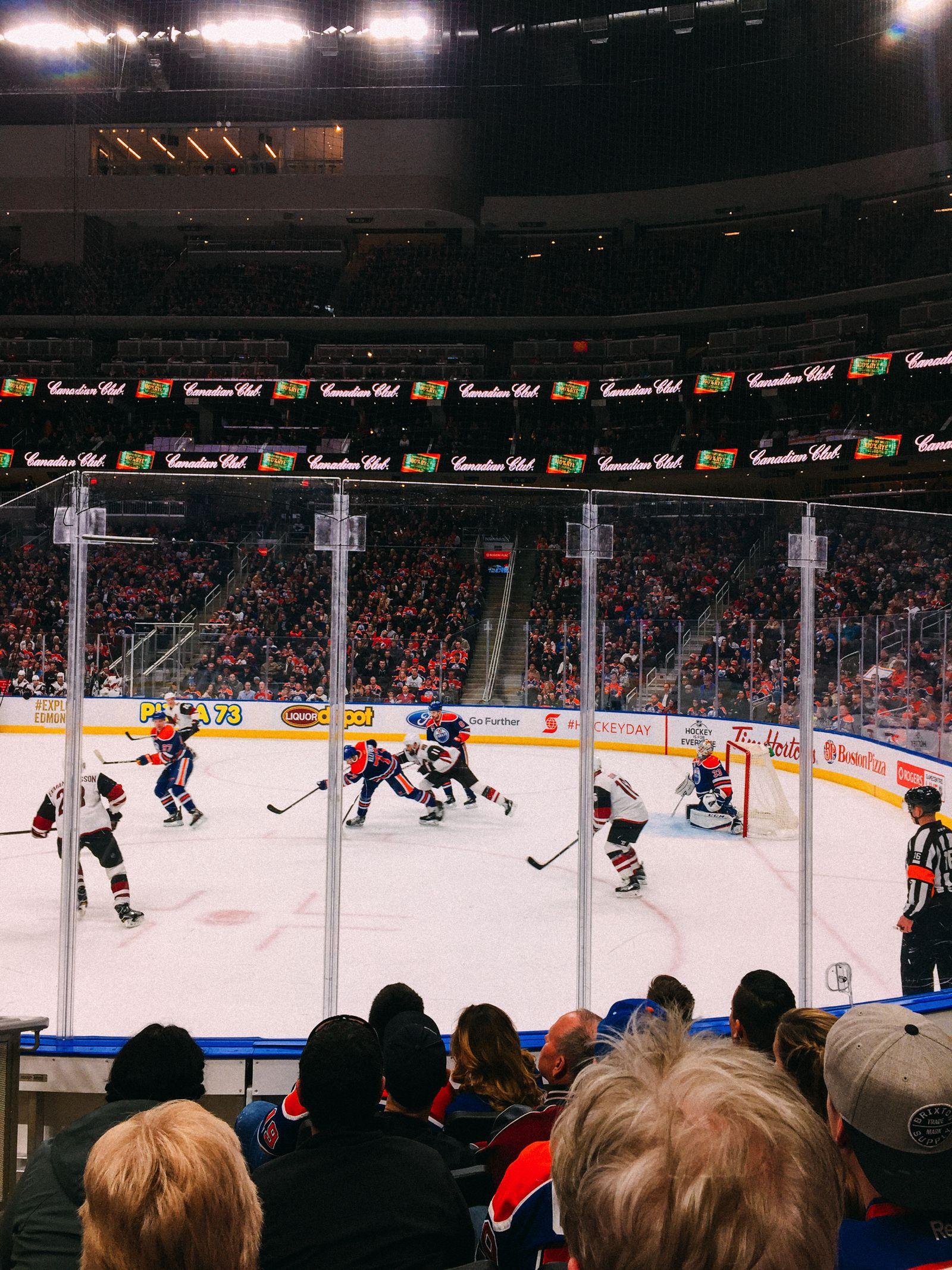 Dog Sledding In Jasper And Ice Hockey In Edmonton - 2 Canadian 'Must-Do's! (71)