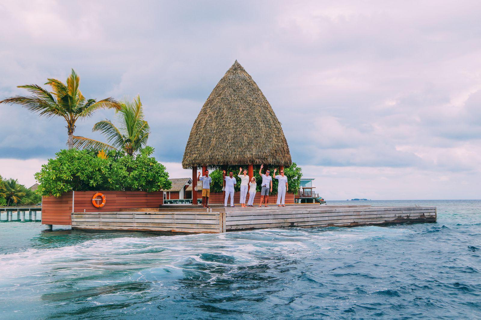 Swimming With Wild Turtles And Those Amazing Island Colours... At Kandolhu Island, Maldives (65)
