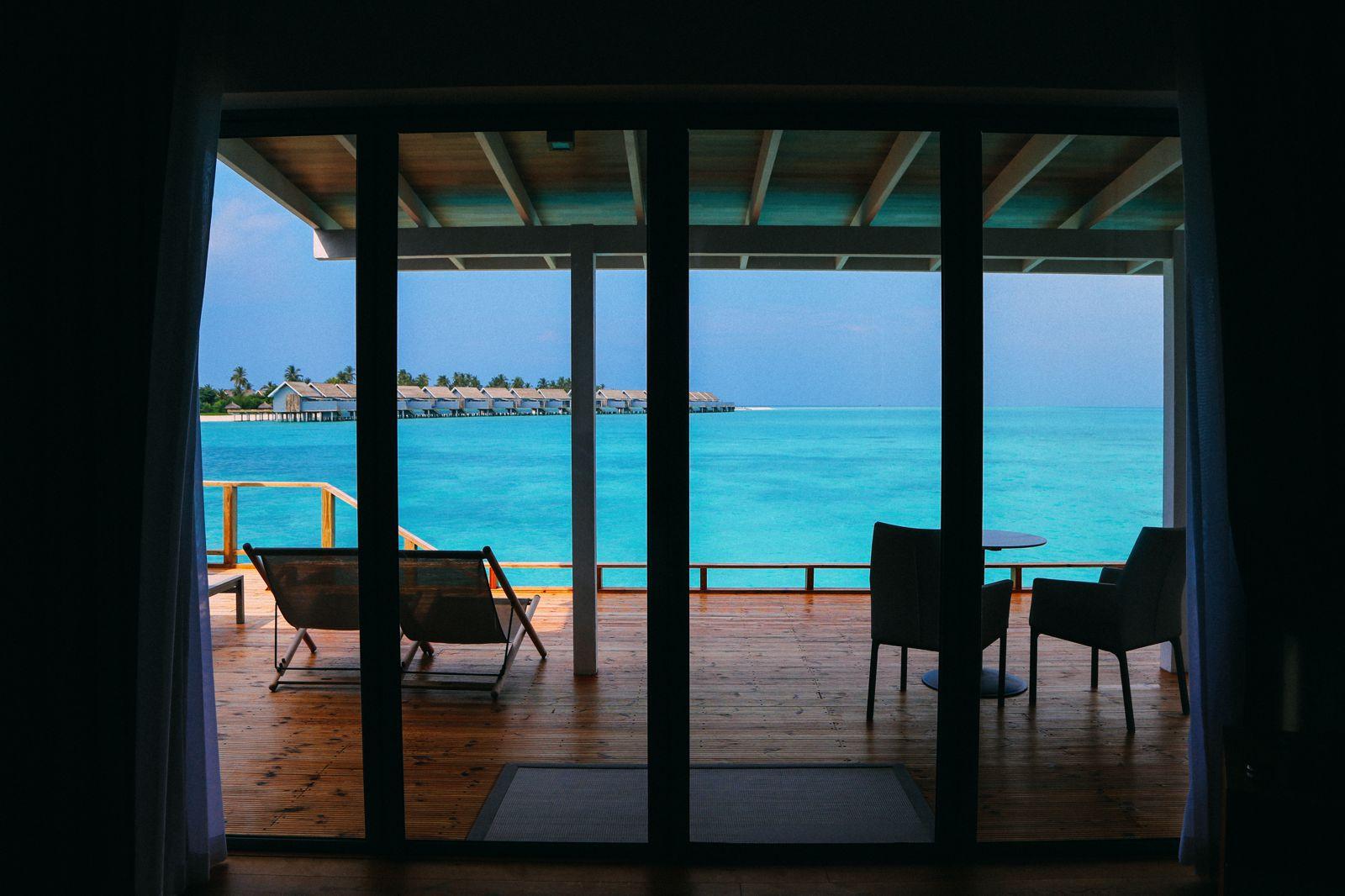 The Perfectly Lazy Day... In Kuramathi Island Maldives (1)
