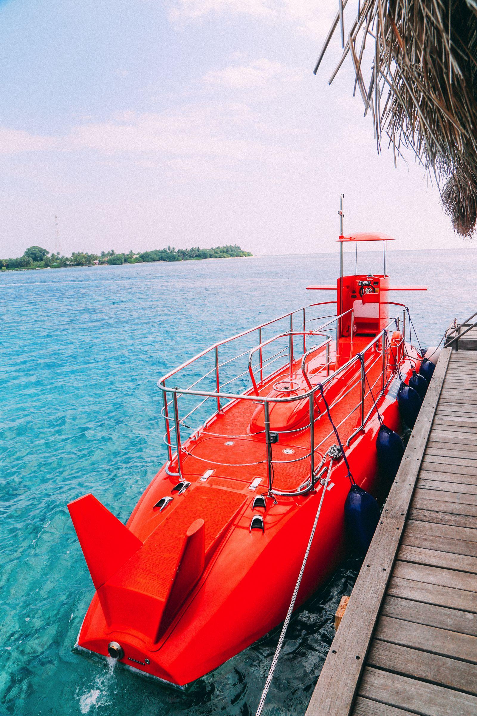 The Perfectly Lazy Day... In Kuramathi Island Maldives (4)