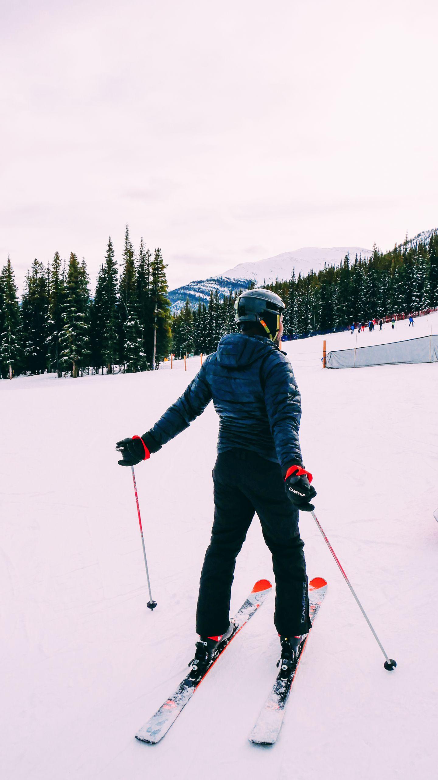 Where To Go Skiing In Jasper, Canada? Marmot Basin! (28)