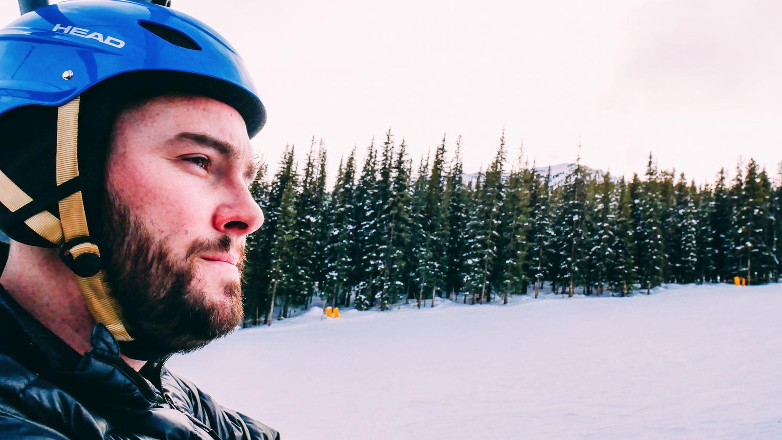 Where To Go Skiing In Jasper, Canada? Marmot Basin! (12)