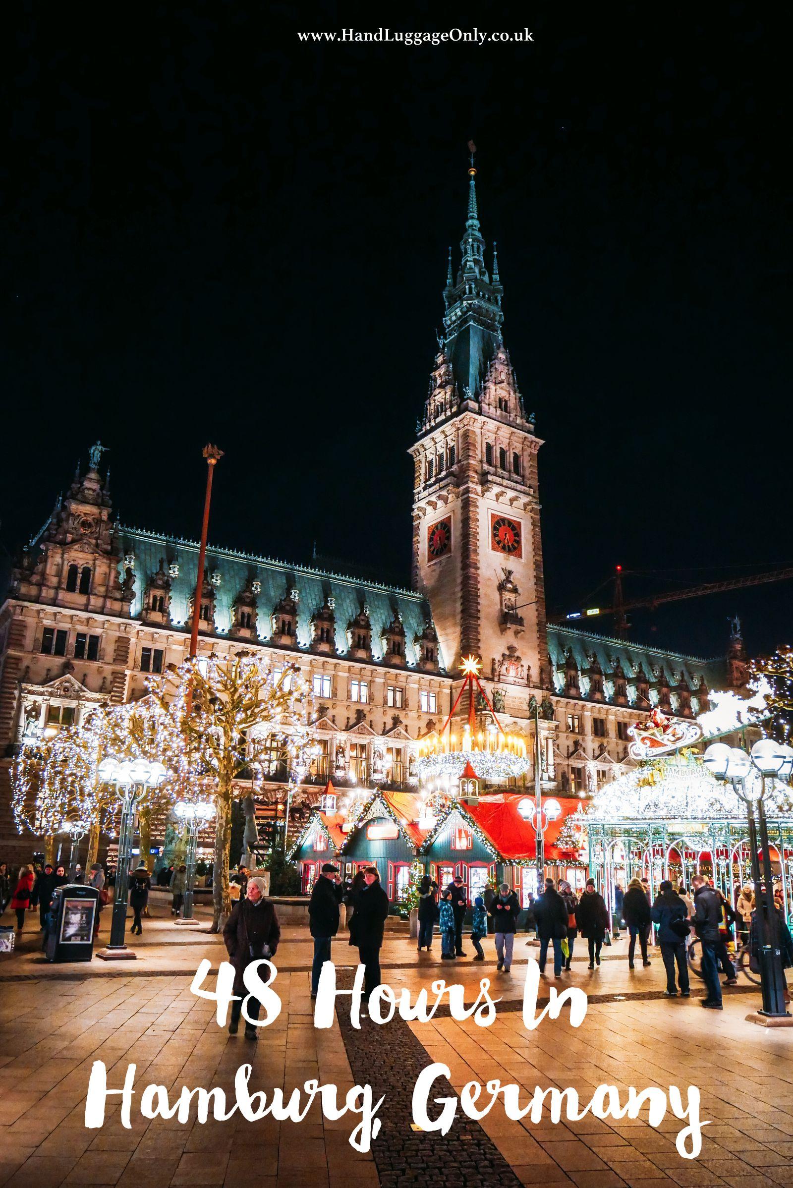 48 Hours In Hamburg, Germany (1)