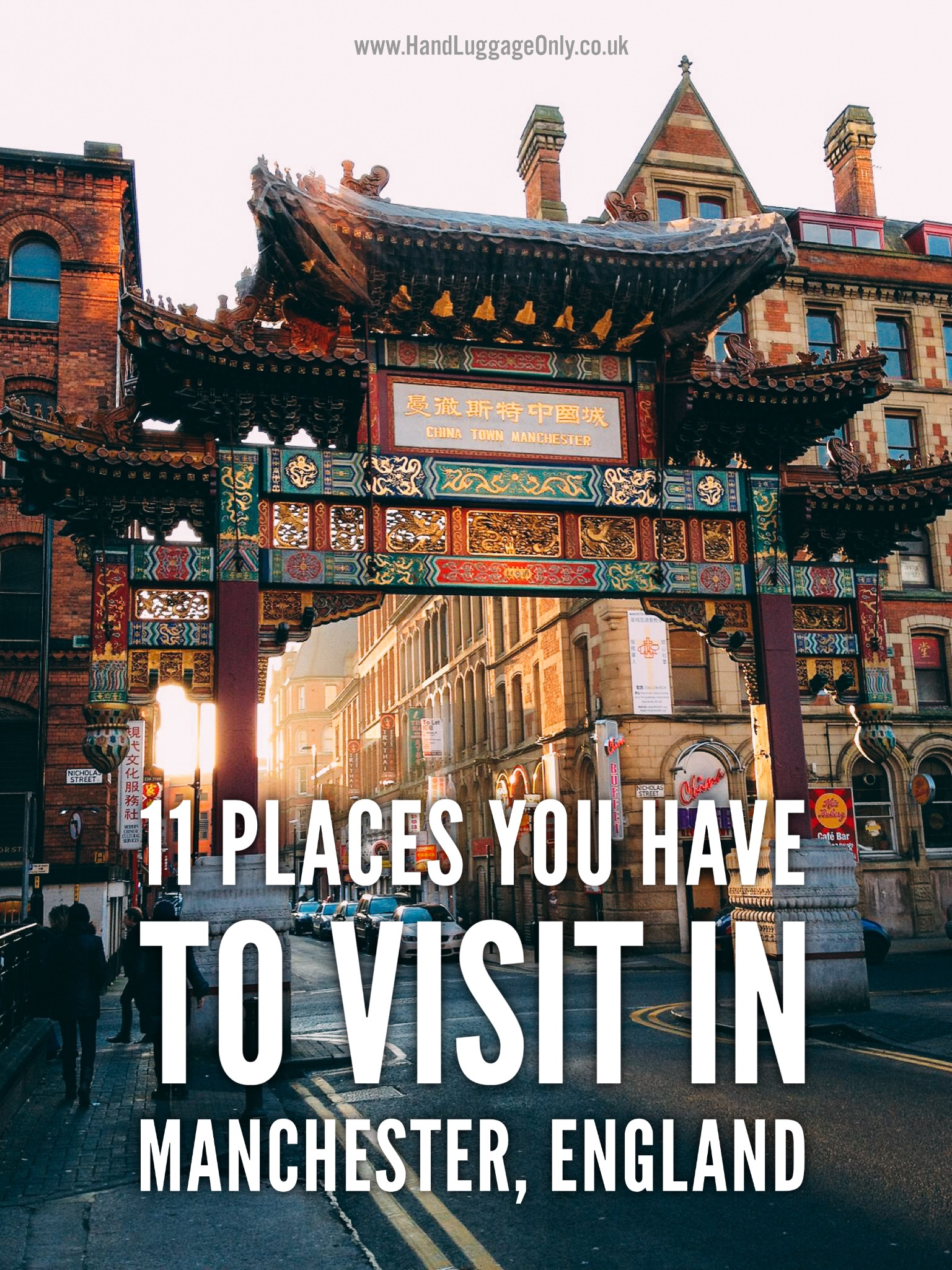 11 Places You Have To Visit On A First Time Trip To Manchester... In England, The UK (2)