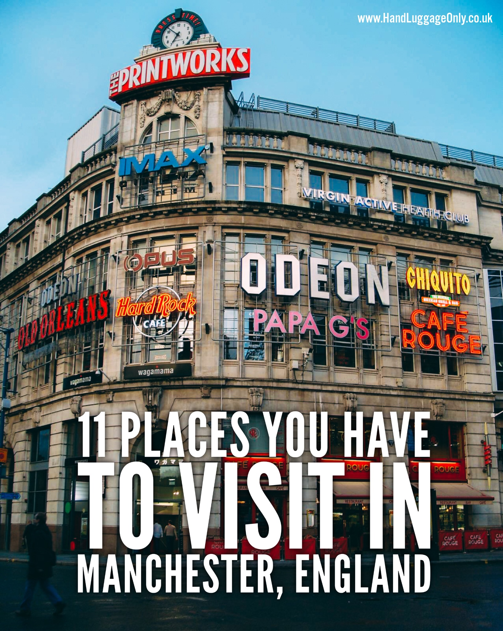 11 Places You Have To Visit On A First Time Trip To Manchester... In England, The UK (3)