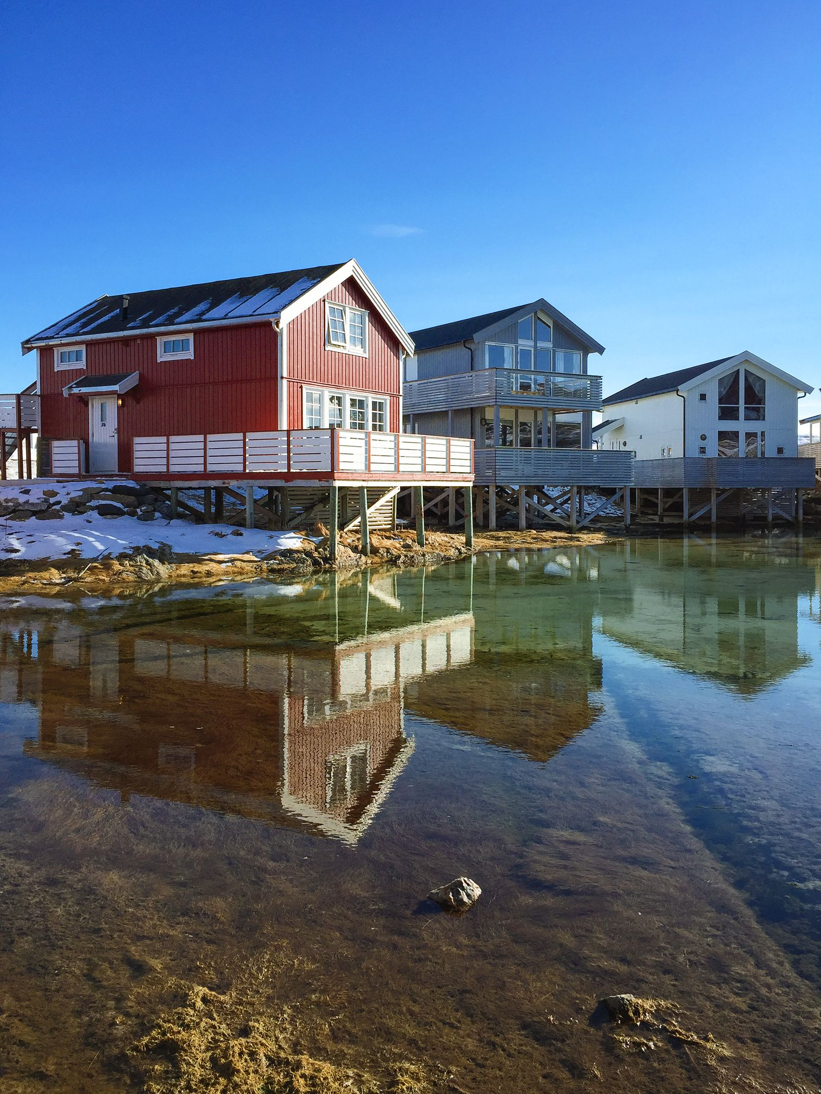 Visiting The Artic Circle in Tromso and Sommaroy in Norway, Europe. Northern Lights, Snow Mountains, Seaside (25) (25)