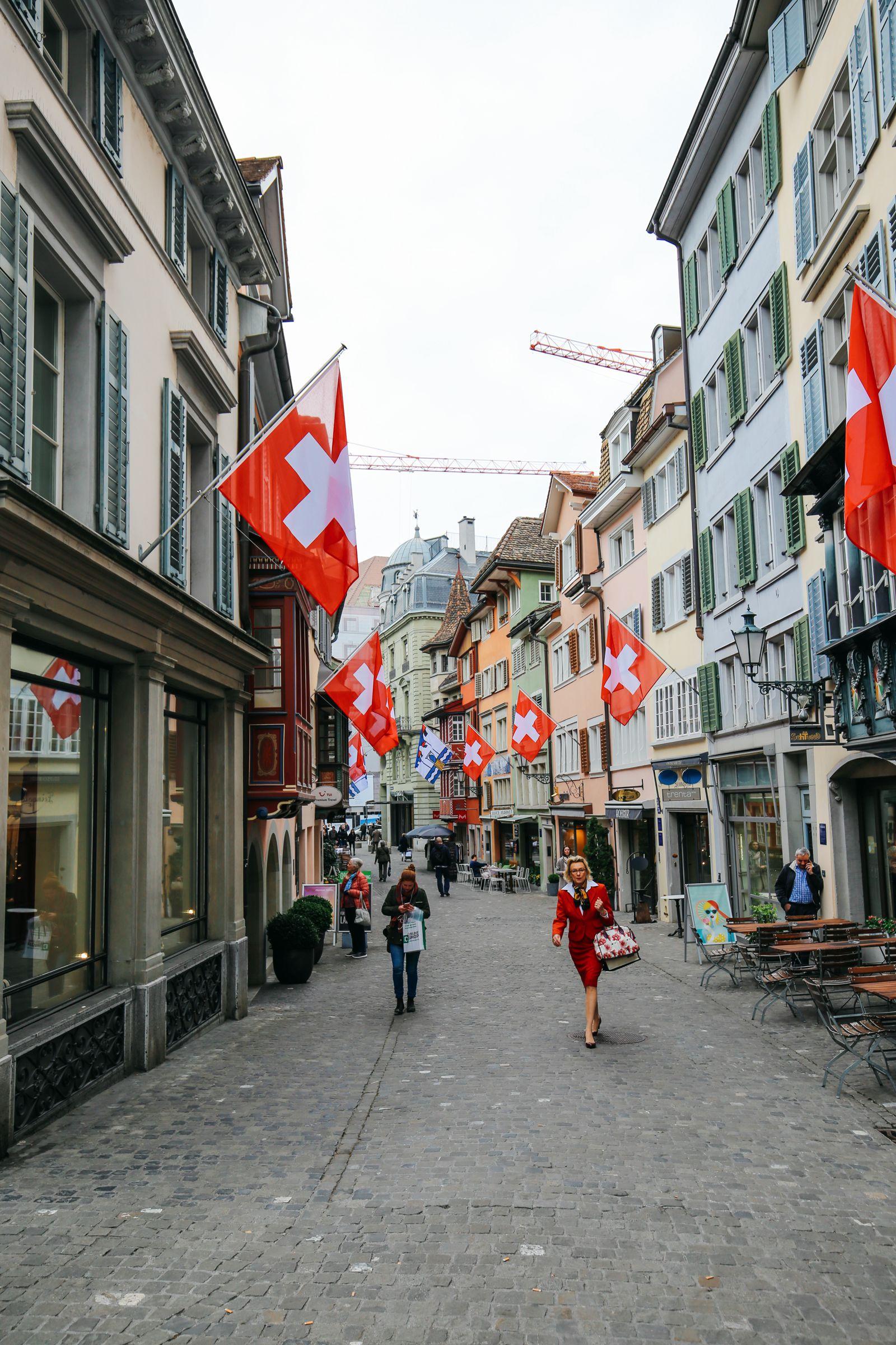 Photographs And Postcards… From Zurich, Switzerland (14)
