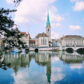 Photographs And Postcards… From Zurich, Switzerland (3)
