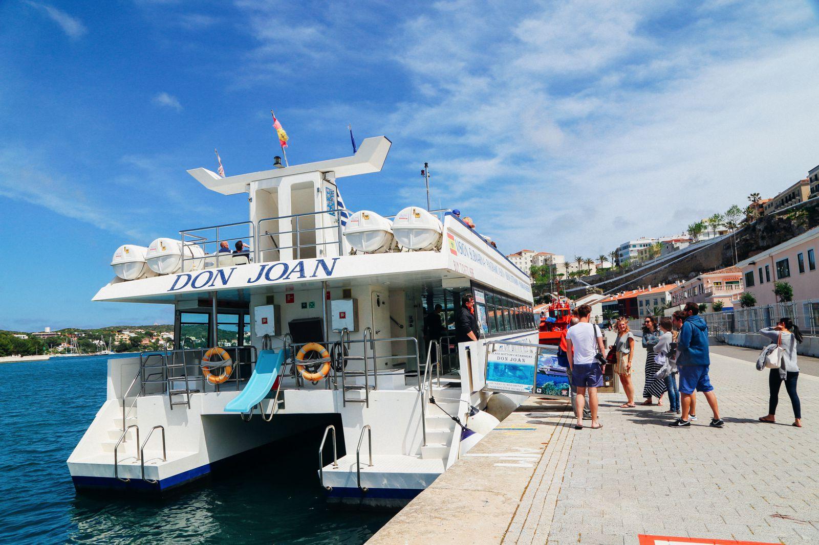 Sailing For Gin... In Menorca Spain (1)