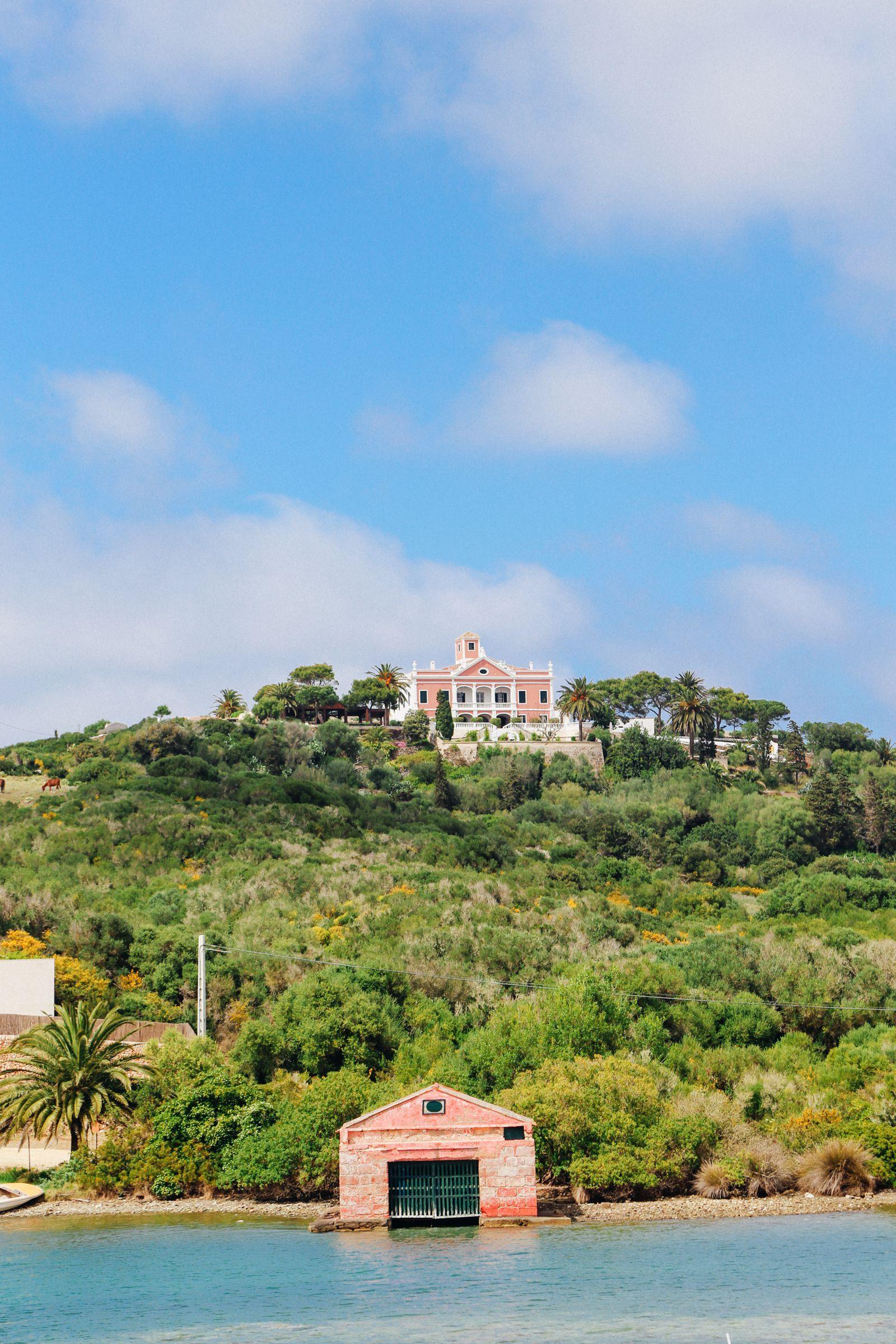 Sailing For Gin... In Menorca Spain (5)