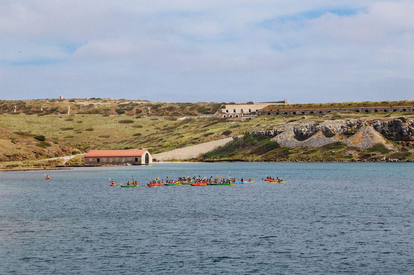 Sailing For Gin... In Menorca Spain (11)