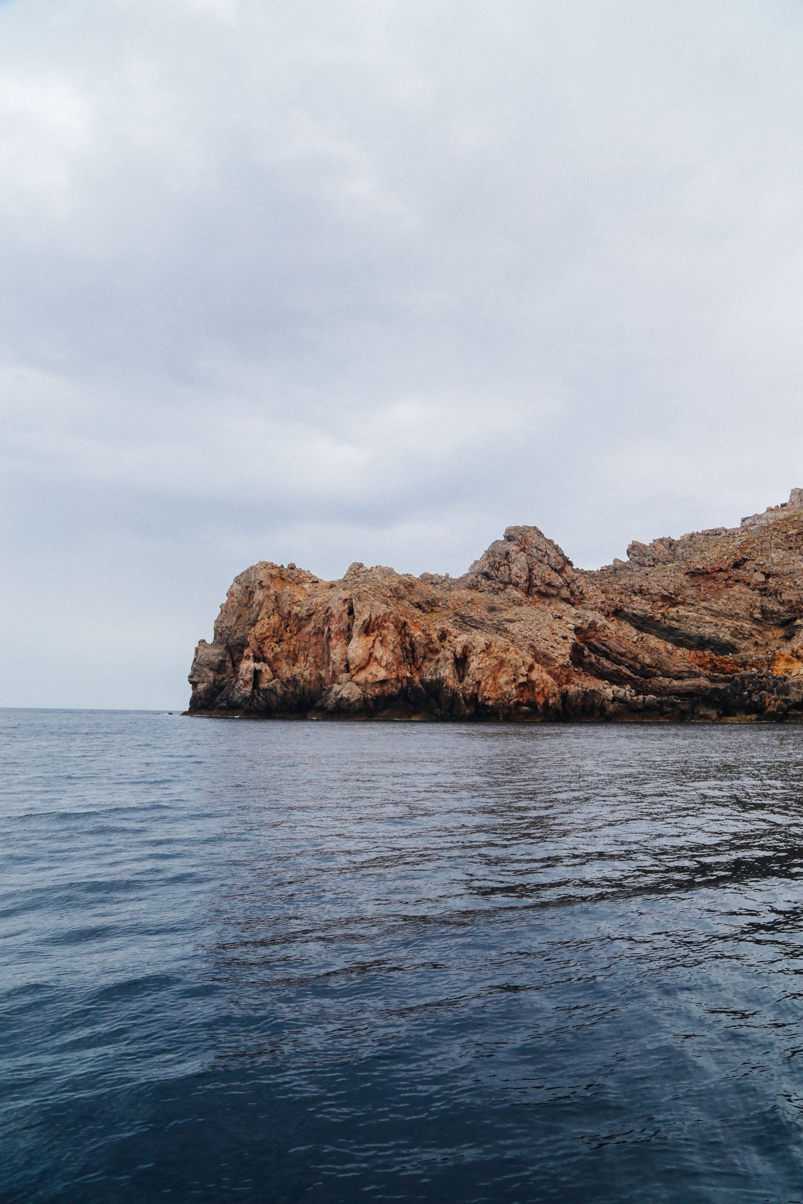 The Dramatic And Jagged Shoreline Of Menorca, Spain (9)