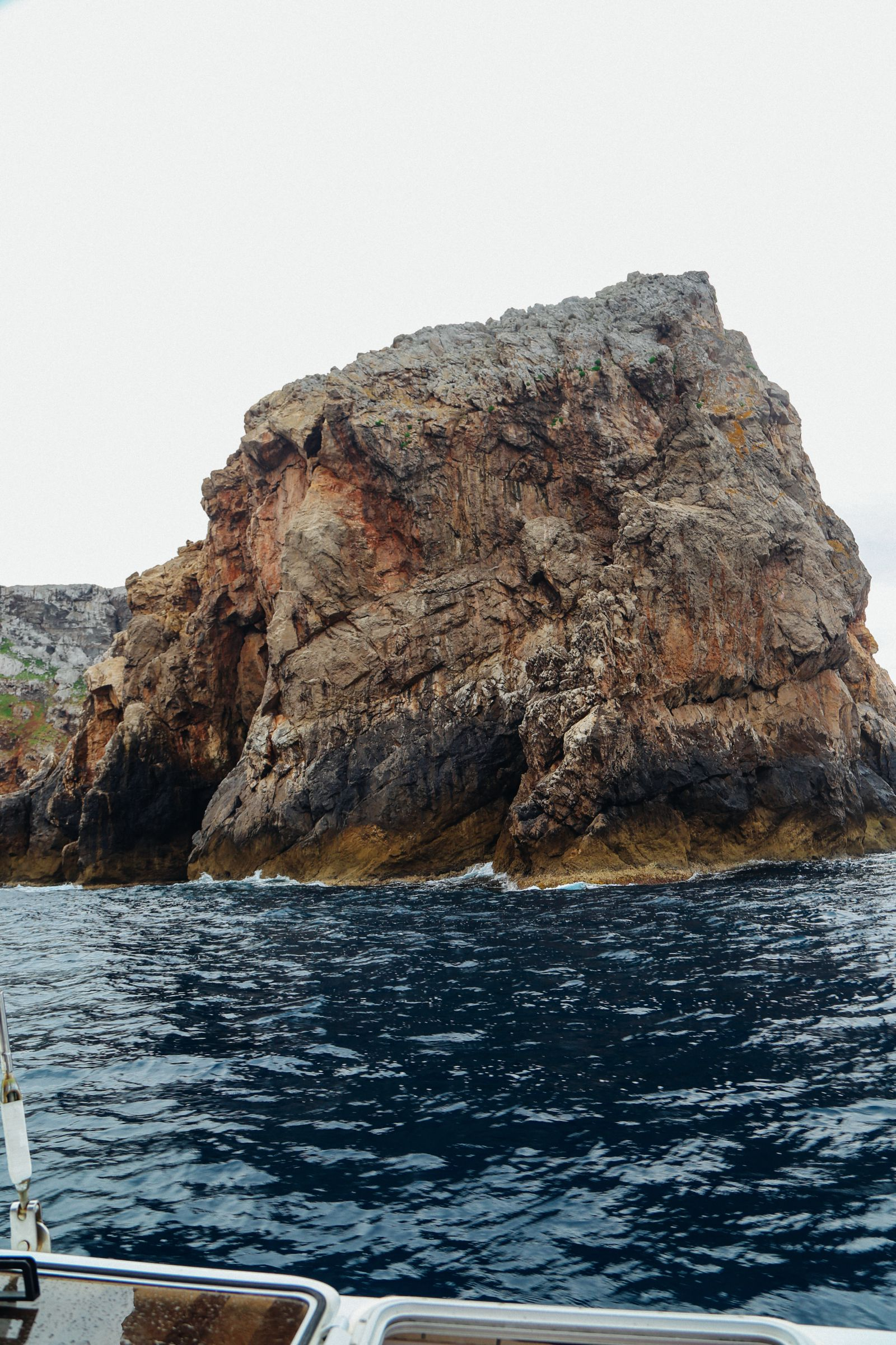 The Dramatic And Jagged Shoreline Of Menorca, Spain (12)