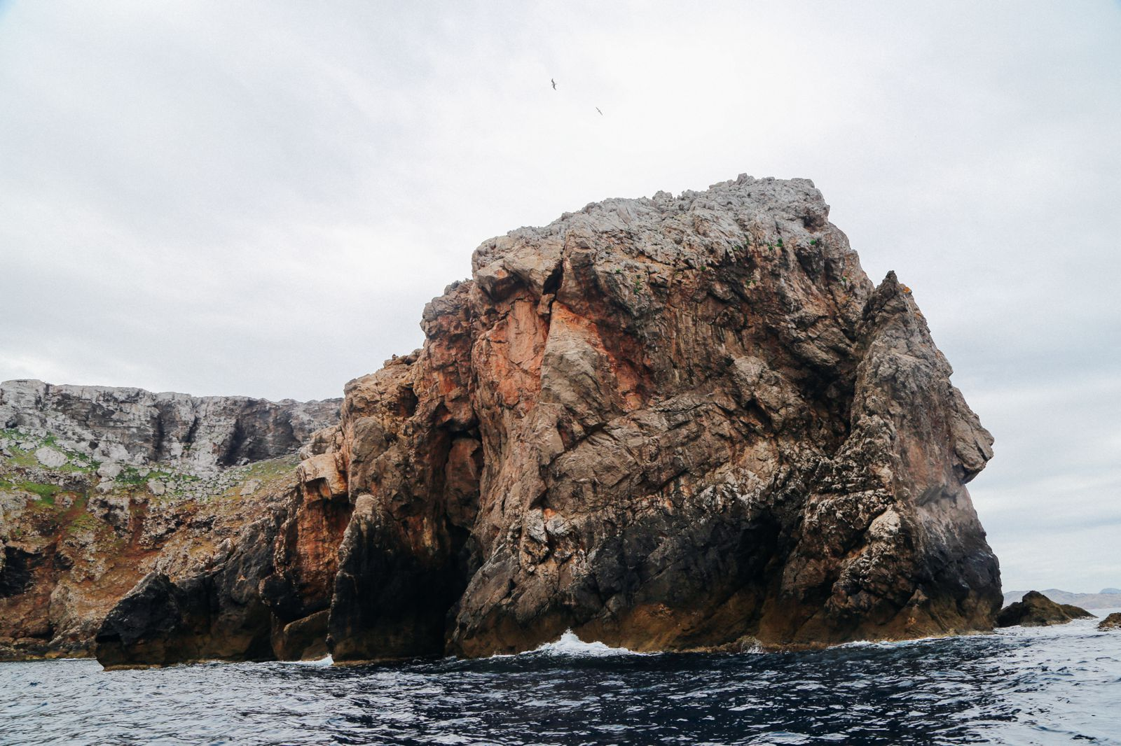 The Dramatic And Jagged Shoreline Of Menorca, Spain (13)