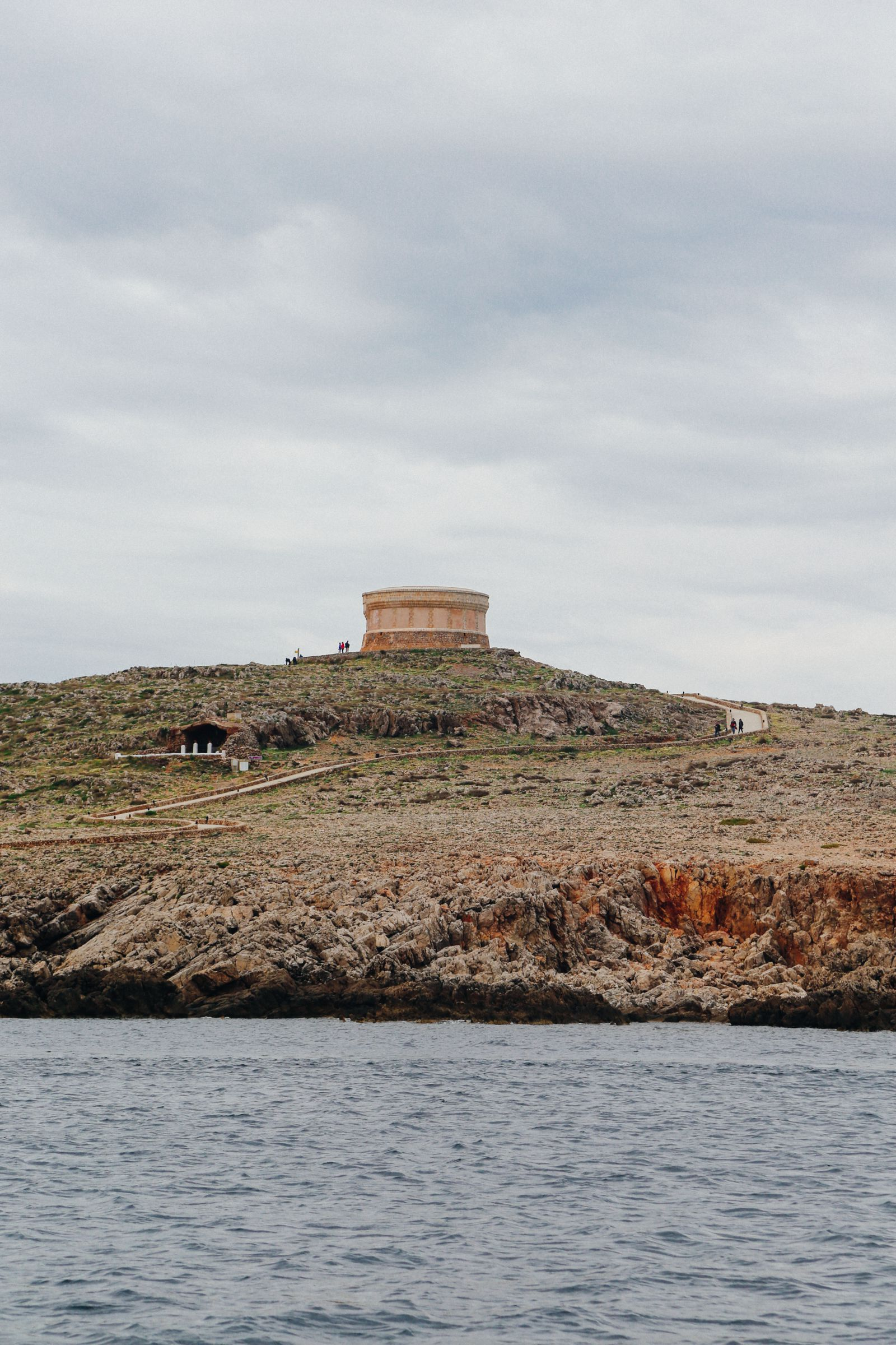 The Dramatic And Jagged Shoreline Of Menorca, Spain (31)