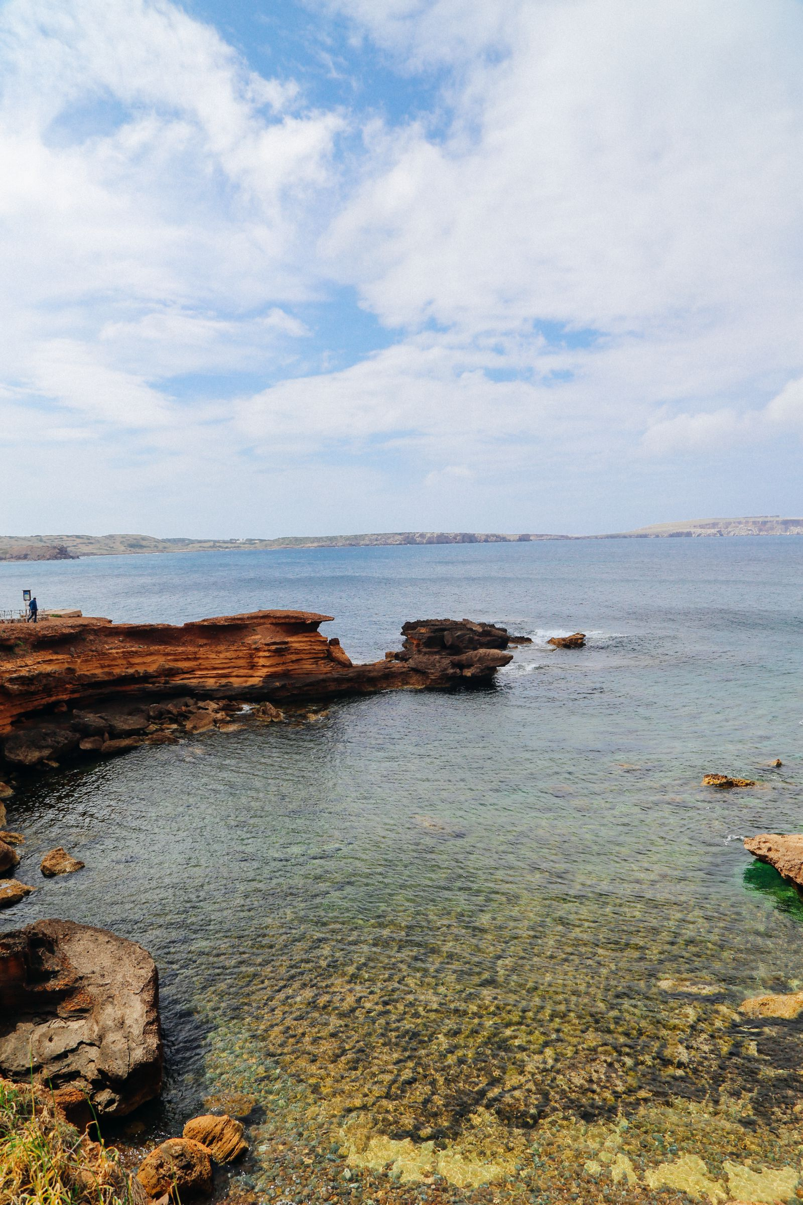 The Dramatic And Jagged Shoreline Of Menorca, Spain (37)