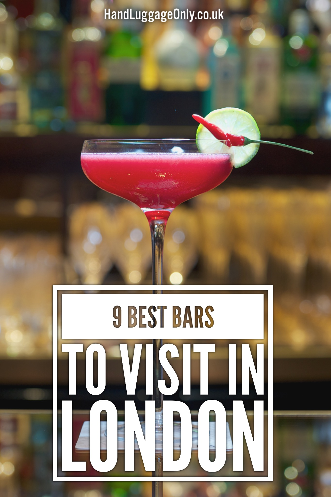 9 Of The Best Bars In London