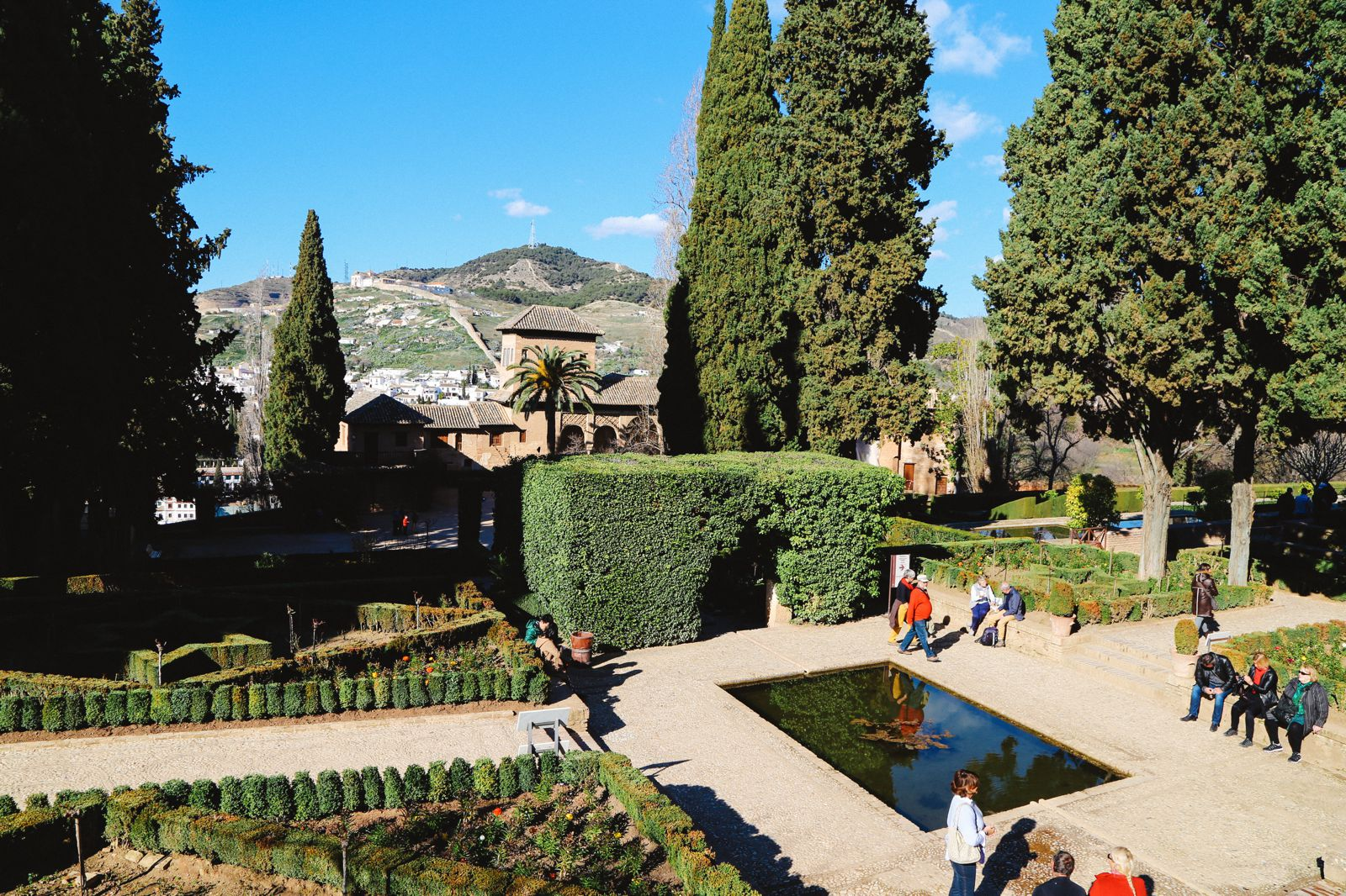 The Amazingly Intricate Alhambra Palace of Spain (74)