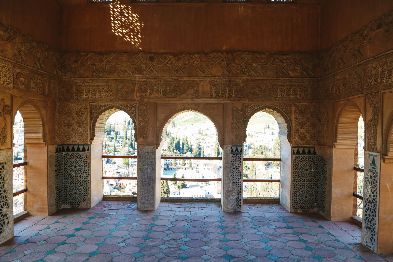 The Amazingly Intricate Alhambra Palace of Spain (86)