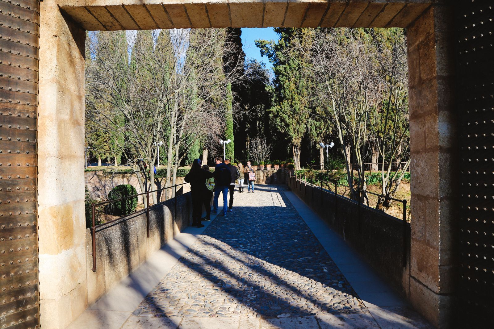 The Absolutely Beautiful Generalife Palace… In Granada, Spain (2)