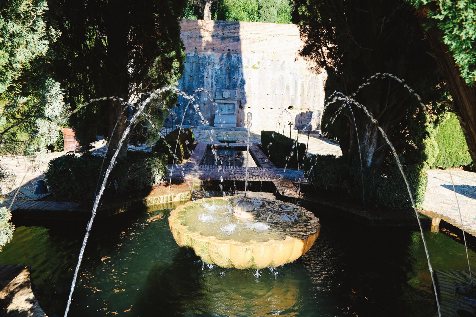 The Absolutely Beautiful Generalife Palace… In Granada, Spain (6)