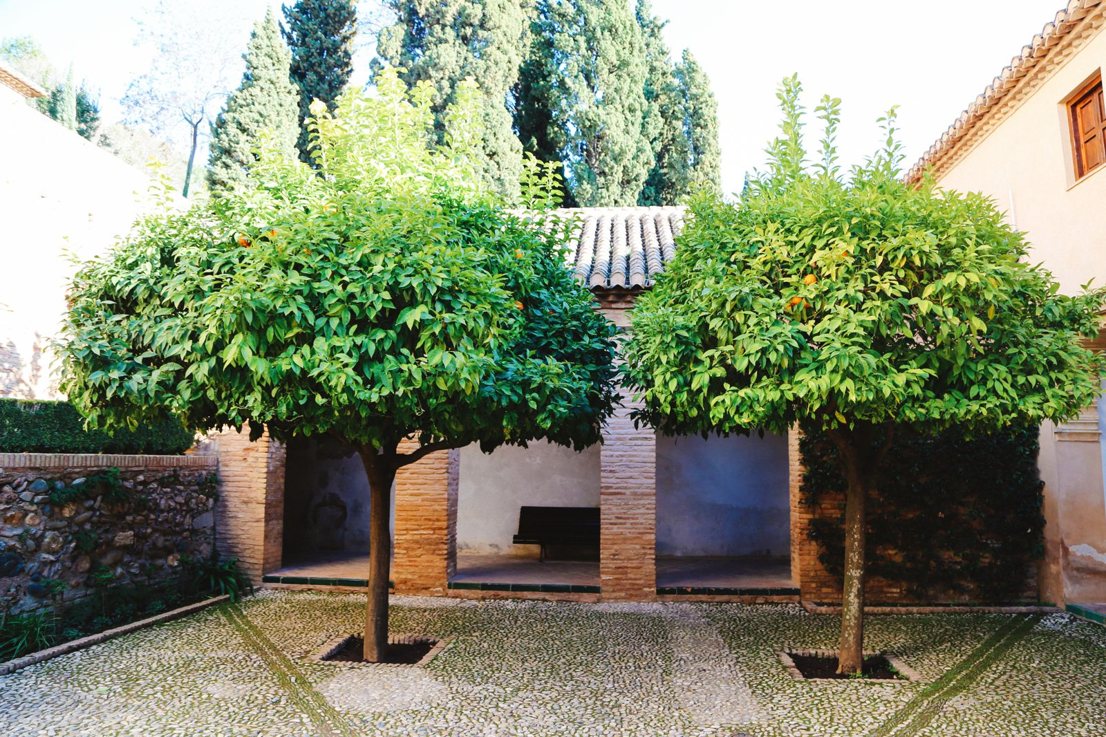 The Absolutely Beautiful Generalife Palace… In Granada, Spain (13)