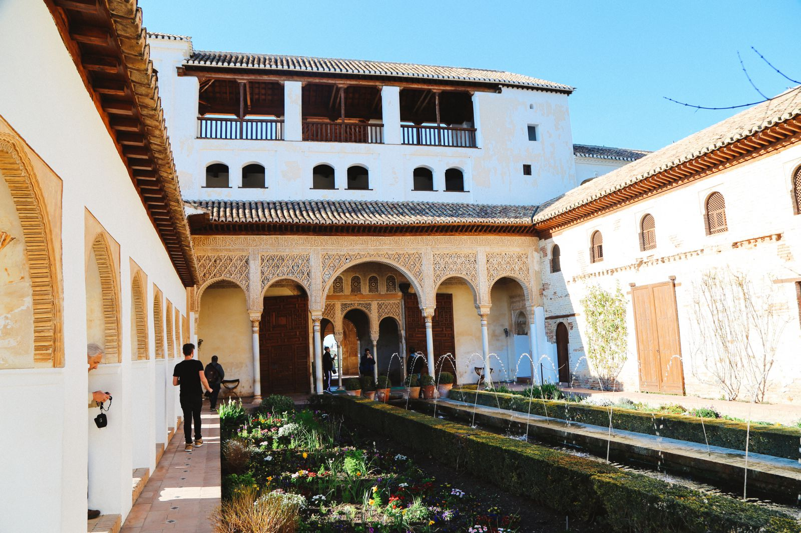 The Absolutely Beautiful Generalife Palace… In Granada, Spain (17)