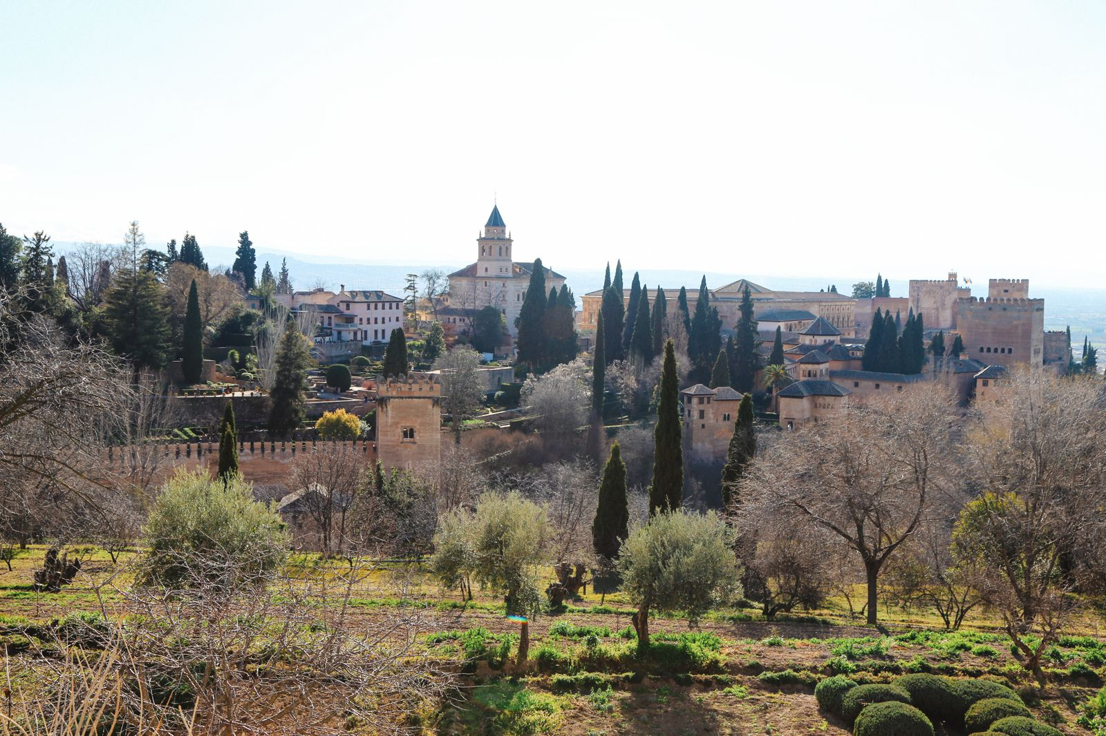 The Absolutely Beautiful Generalife Palace… In Granada, Spain (18)