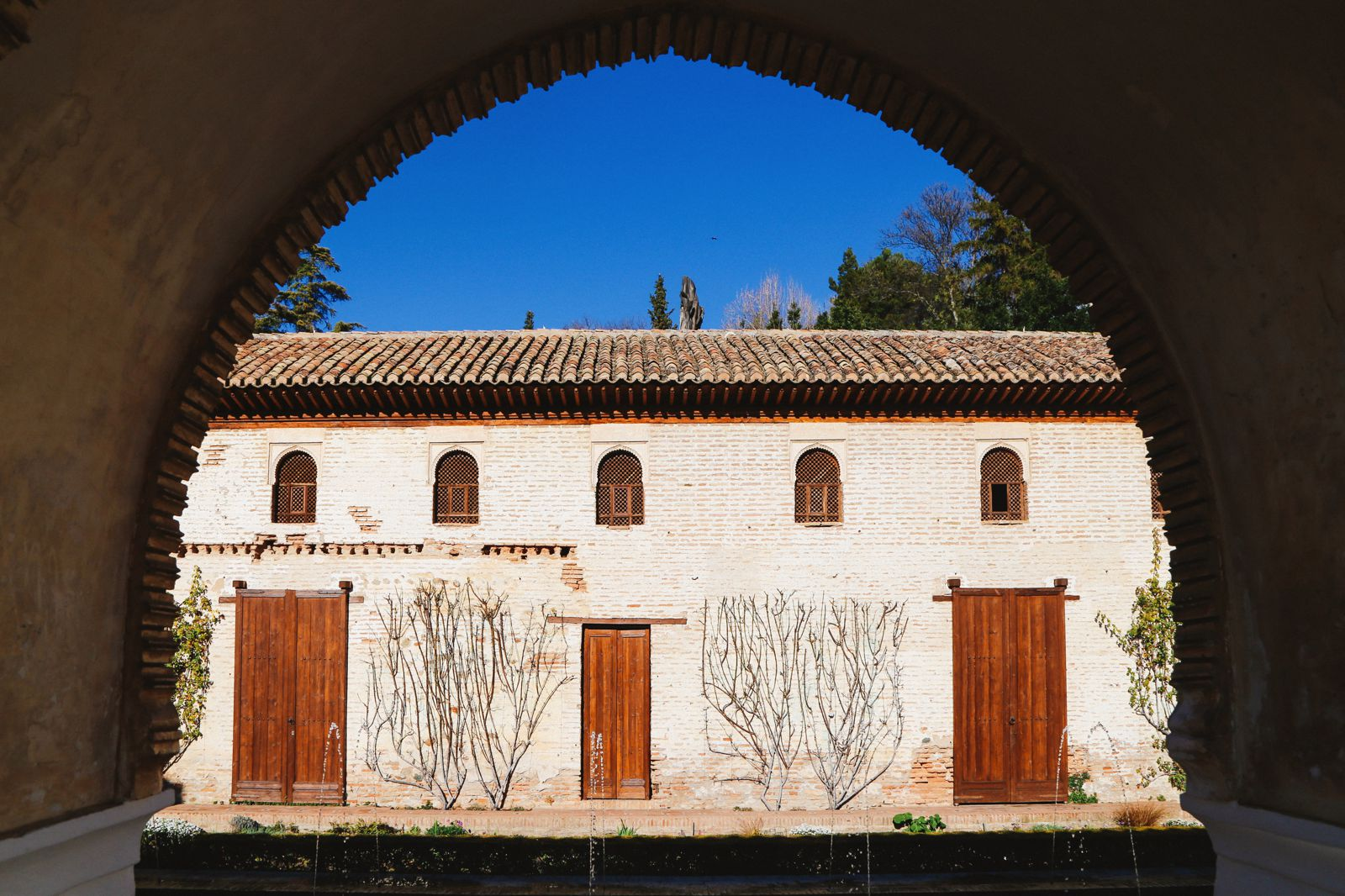 The Absolutely Beautiful Generalife Palace… In Granada, Spain (19)