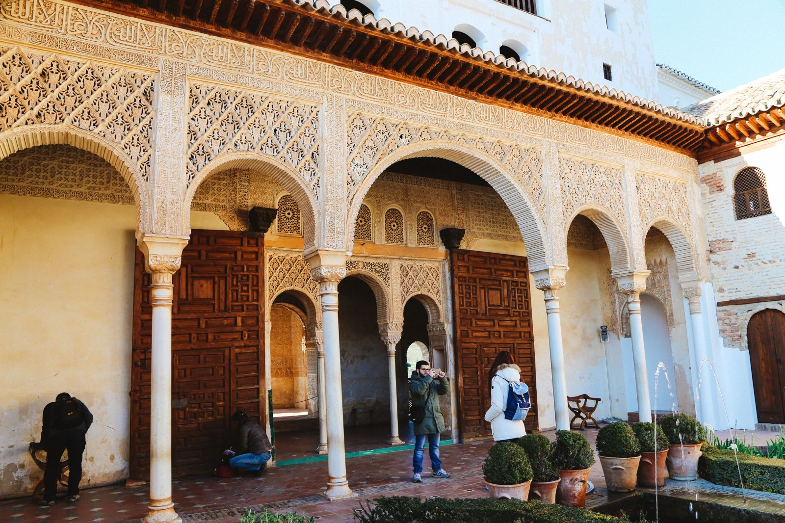 The Absolutely Beautiful Generalife Palace… In Granada, Spain (20)