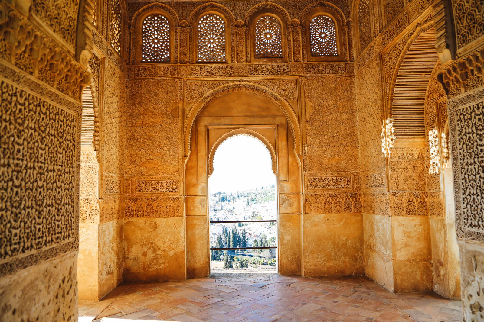 The Absolutely Beautiful Generalife Palace… In Granada, Spain (22)