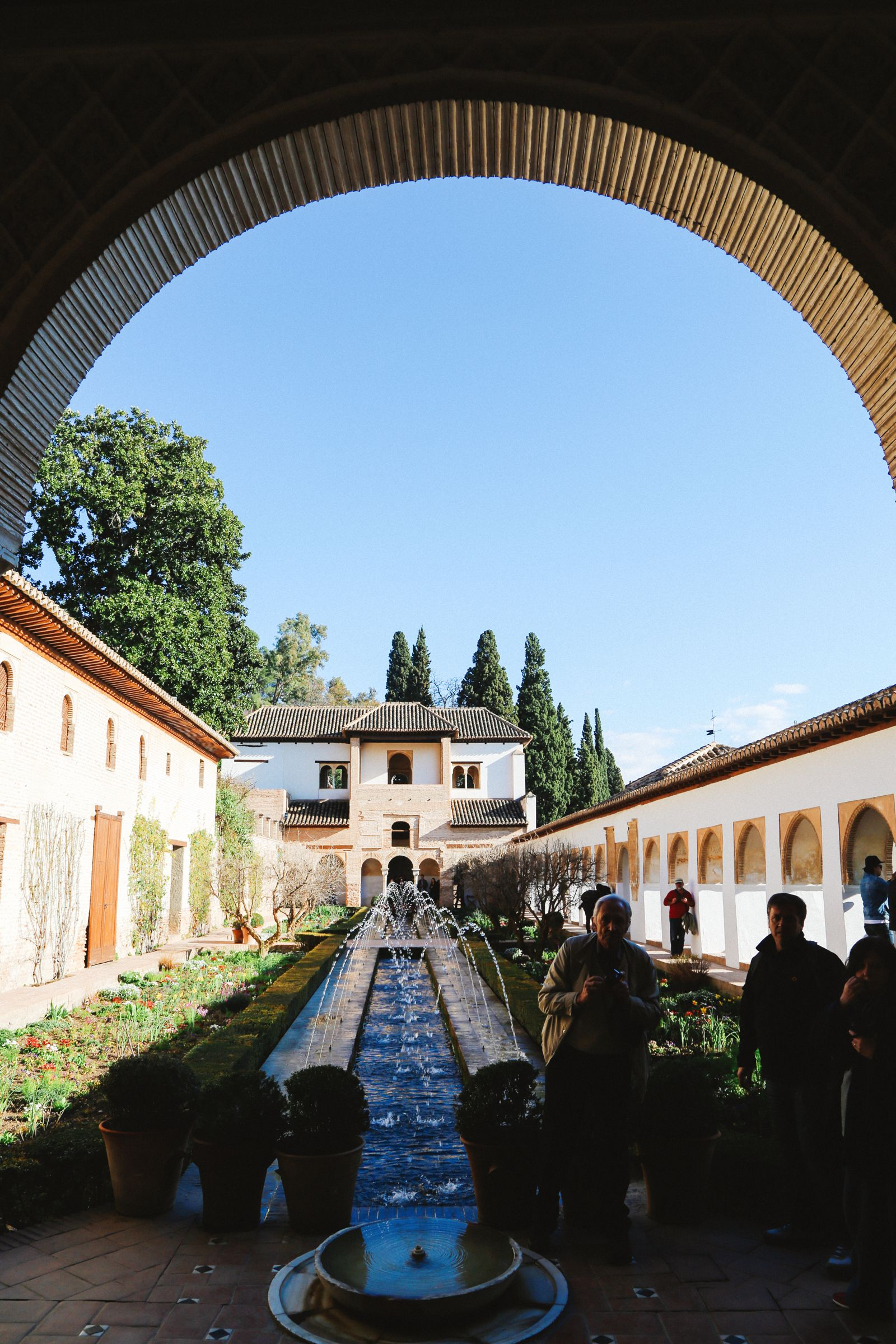The Absolutely Beautiful Generalife Palace… In Granada, Spain (24)