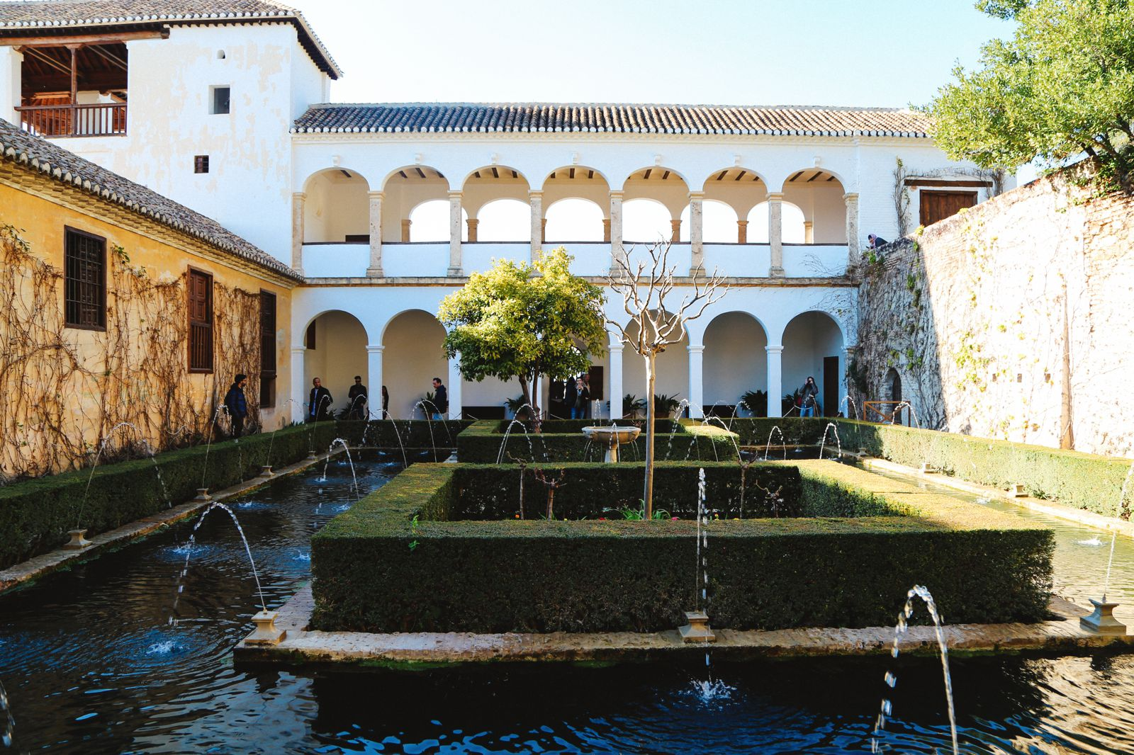 The Absolutely Beautiful Generalife Palace… In Granada, Spain (28)