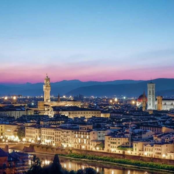 PlanChat App Tuscan Itinerary