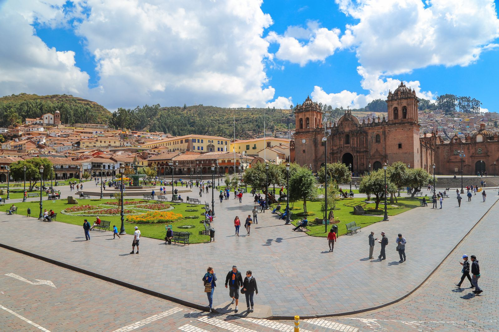 Exploring The Ancient Inca City Of Cusco, Peru (37)
