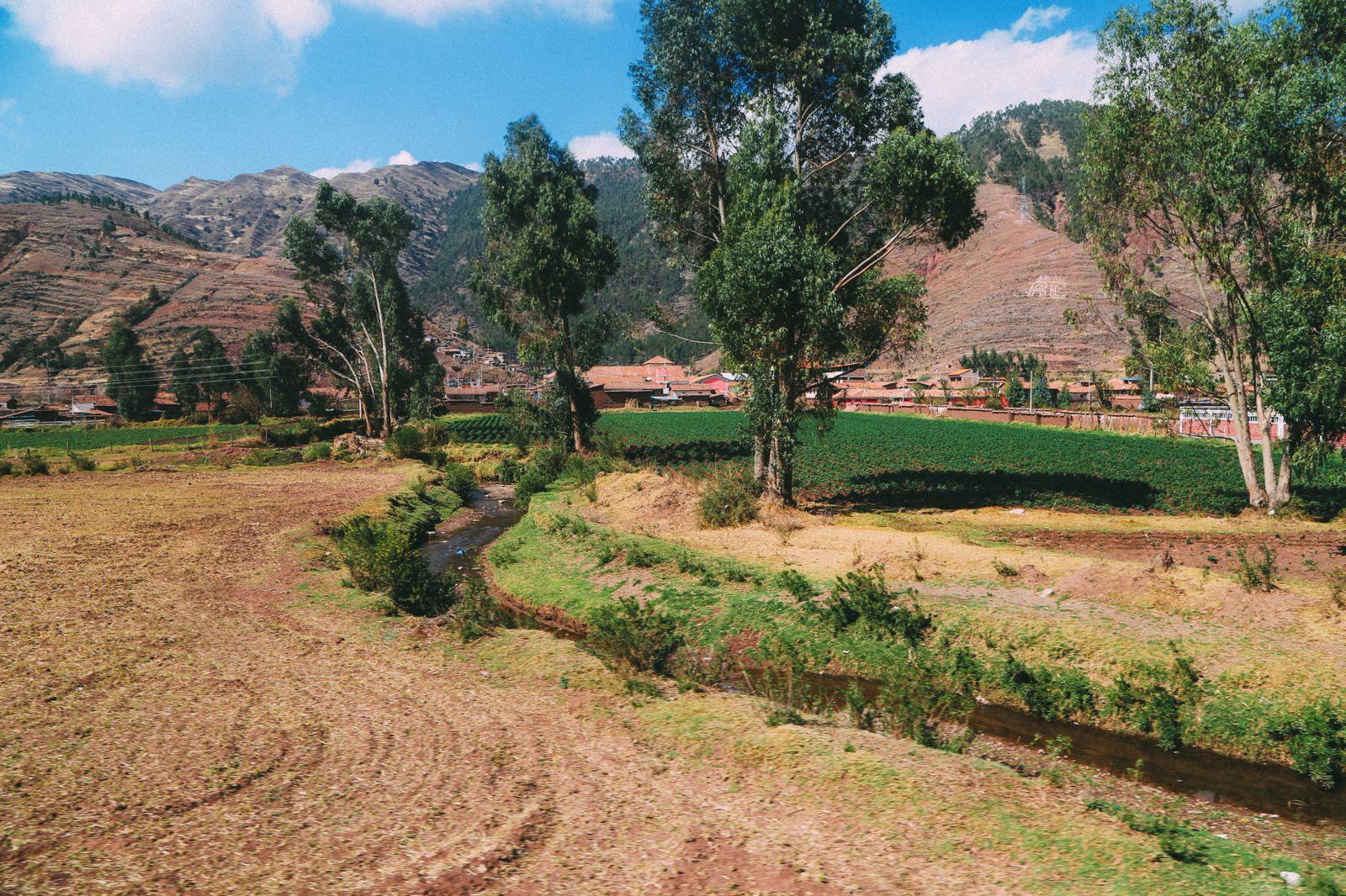 The Journey Up To Machu Picchu Village - Aguas Calientes, Peru (5)