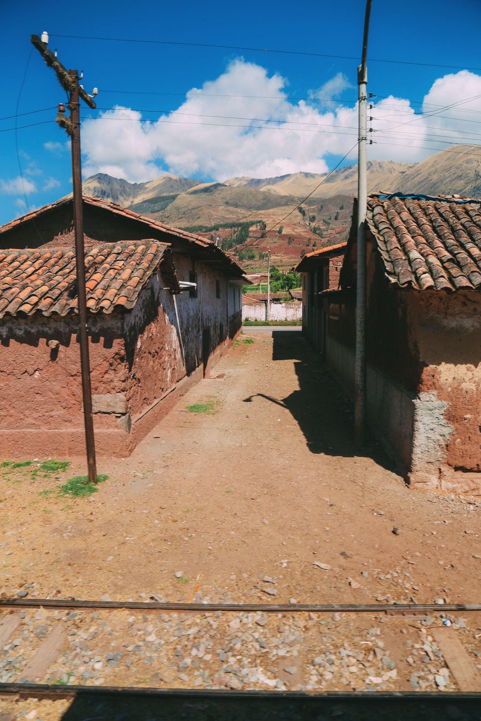 The Journey Up To Machu Picchu Village - Aguas Calientes, Peru (13)