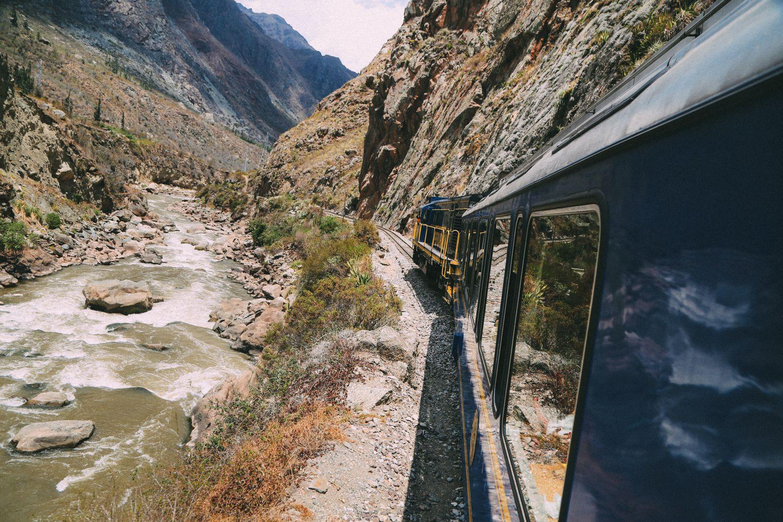 The Journey Up To Machu Picchu Village - Aguas Calientes, Peru (27)