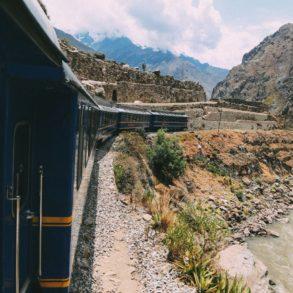 The Journey Up To Machu Picchu Village - Aguas Calientes, Peru (28)