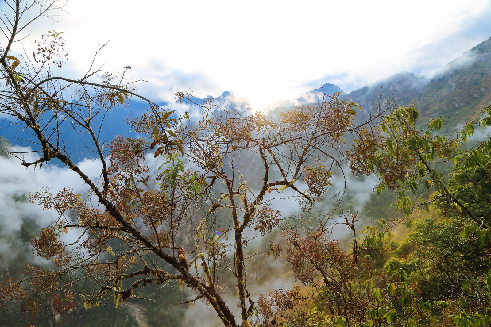 Visiting The Ancient Inca Site Of Macchu Picchu, Peru (1)