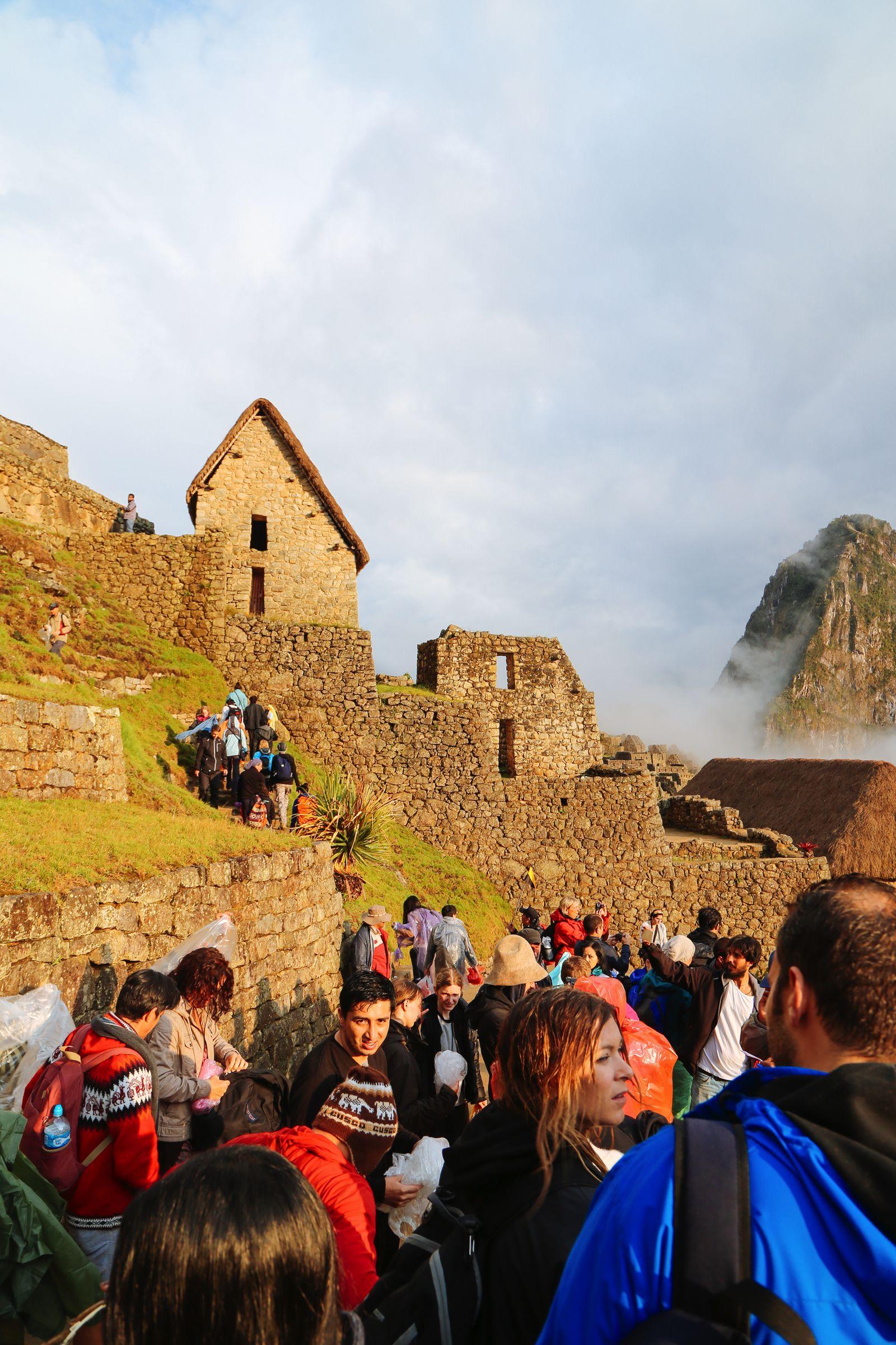 Visiting The Ancient Inca Site Of Macchu Picchu, Peru (5)