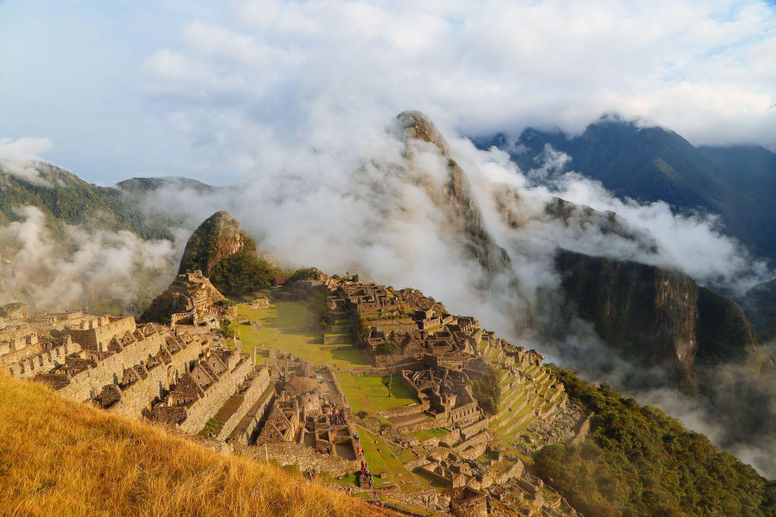 Visiting The Ancient Inca Site Of Macchu Picchu, Peru (10)