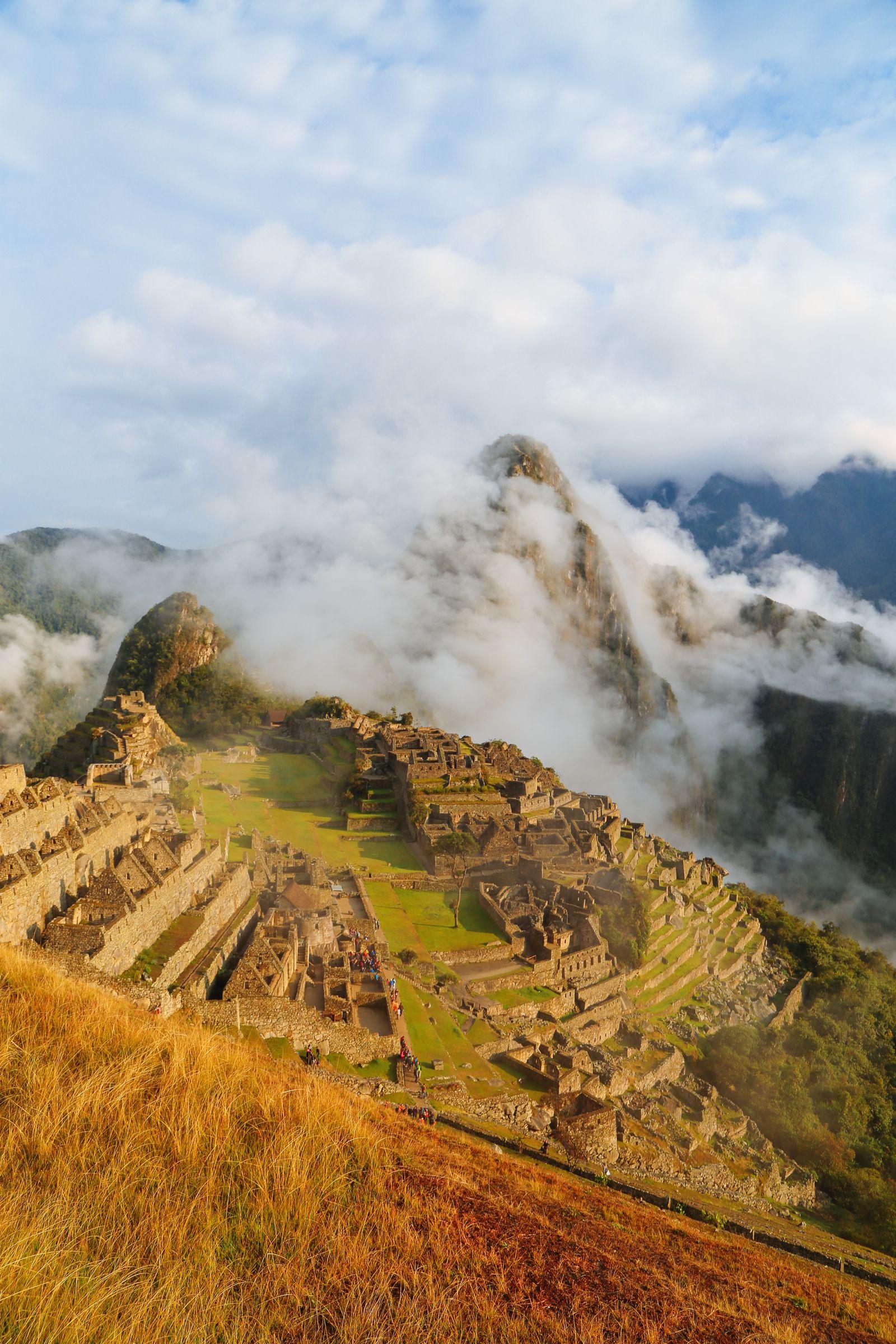 Visiting The Ancient Inca Site Of Macchu Picchu, Peru (11)