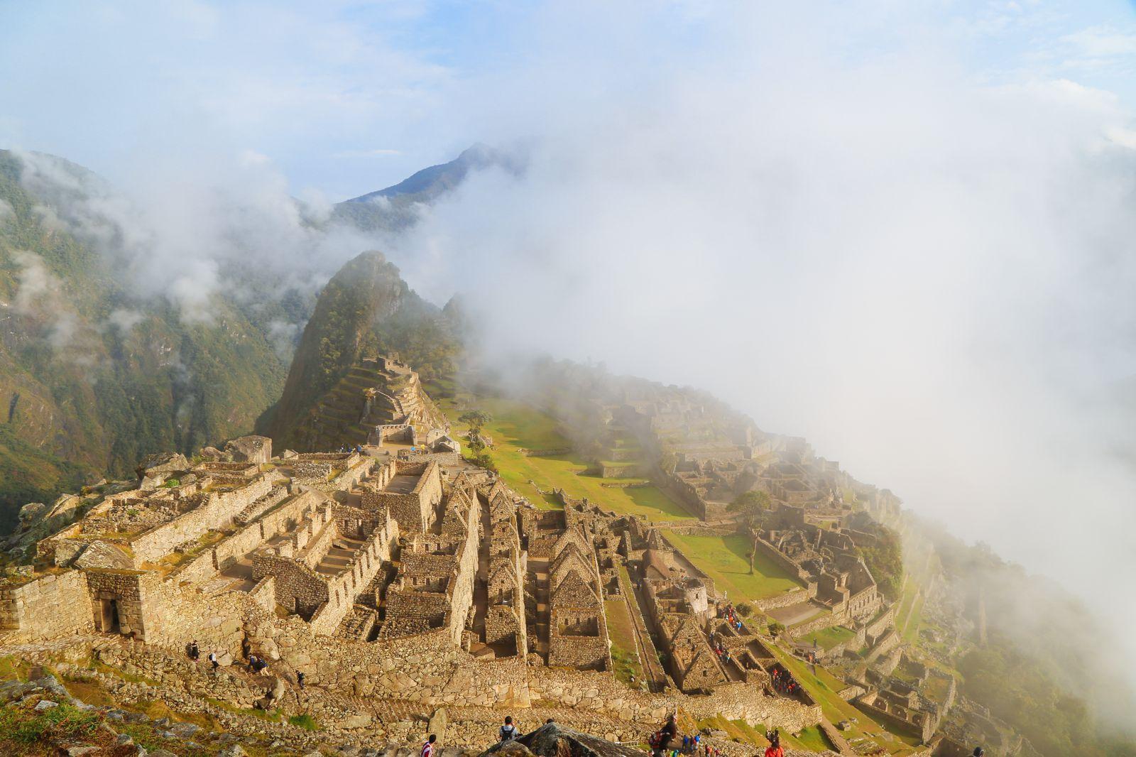 Visiting The Ancient Inca Site Of Macchu Picchu, Peru (15)