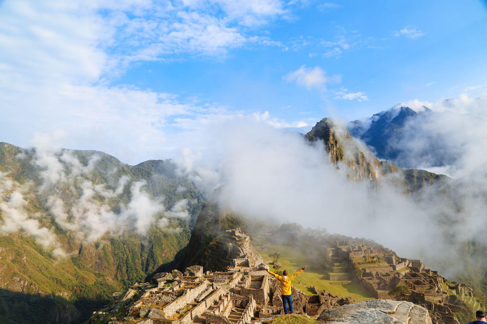 Visiting The Ancient Inca Site Of Macchu Picchu, Peru (20)