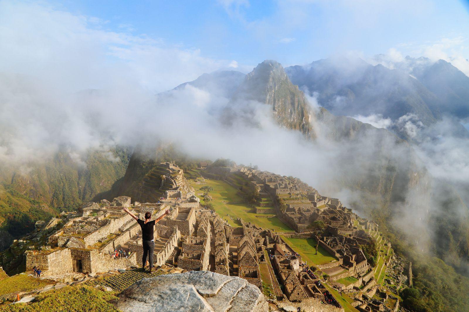 Visiting The Ancient Inca Site Of Macchu Picchu, Peru (23)