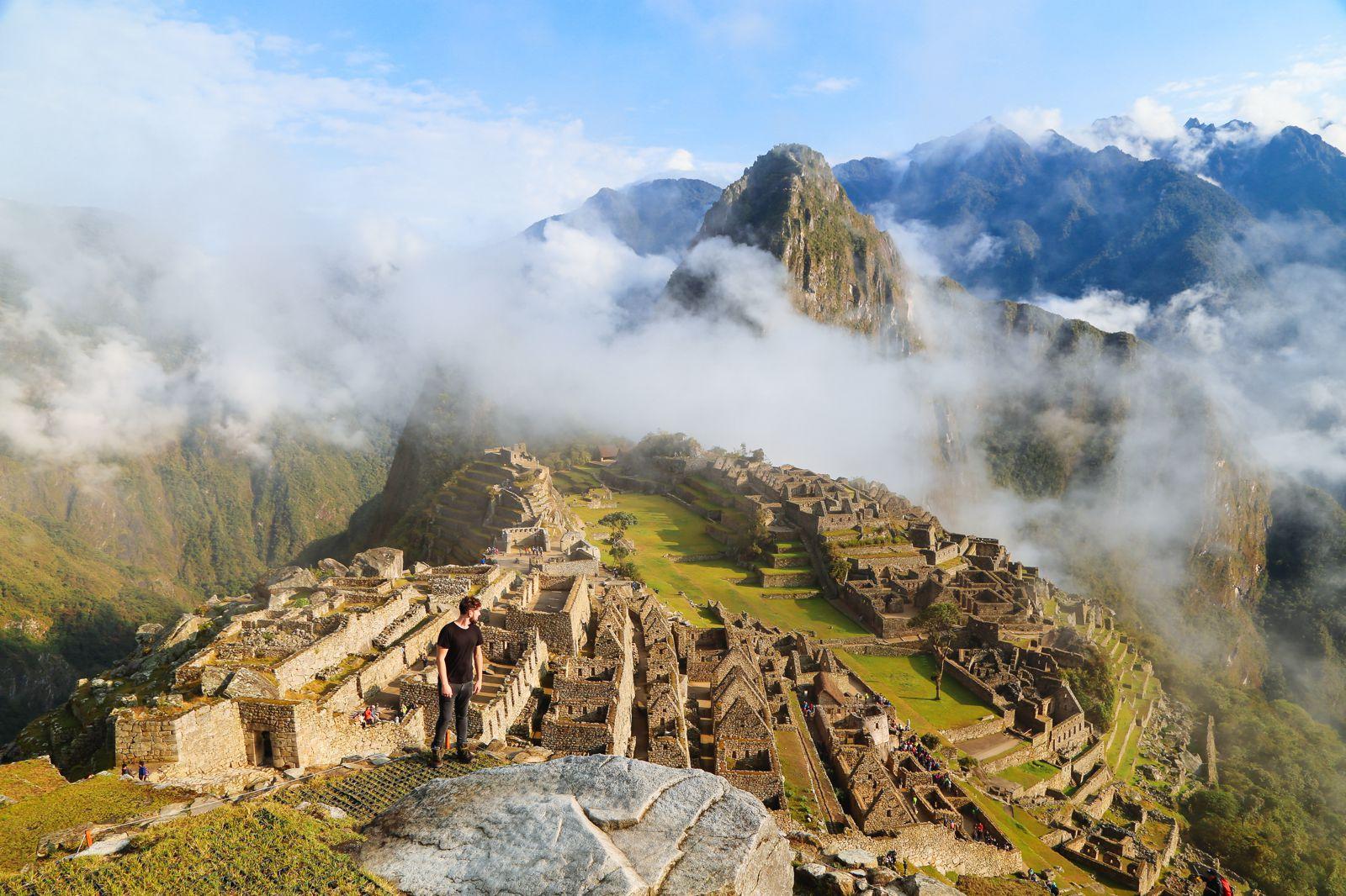 Visiting The Ancient Inca Site Of Macchu Picchu, Peru (24)