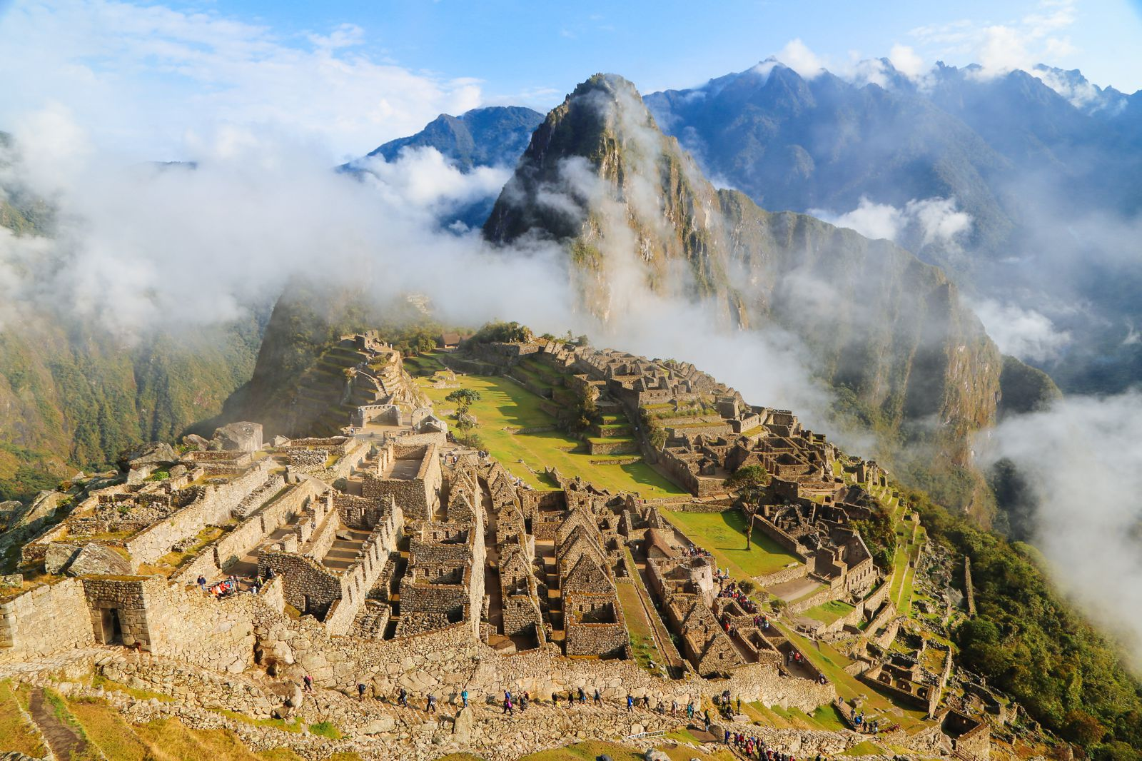 Visiting The Ancient Inca Site Of Macchu Picchu, Peru (27)