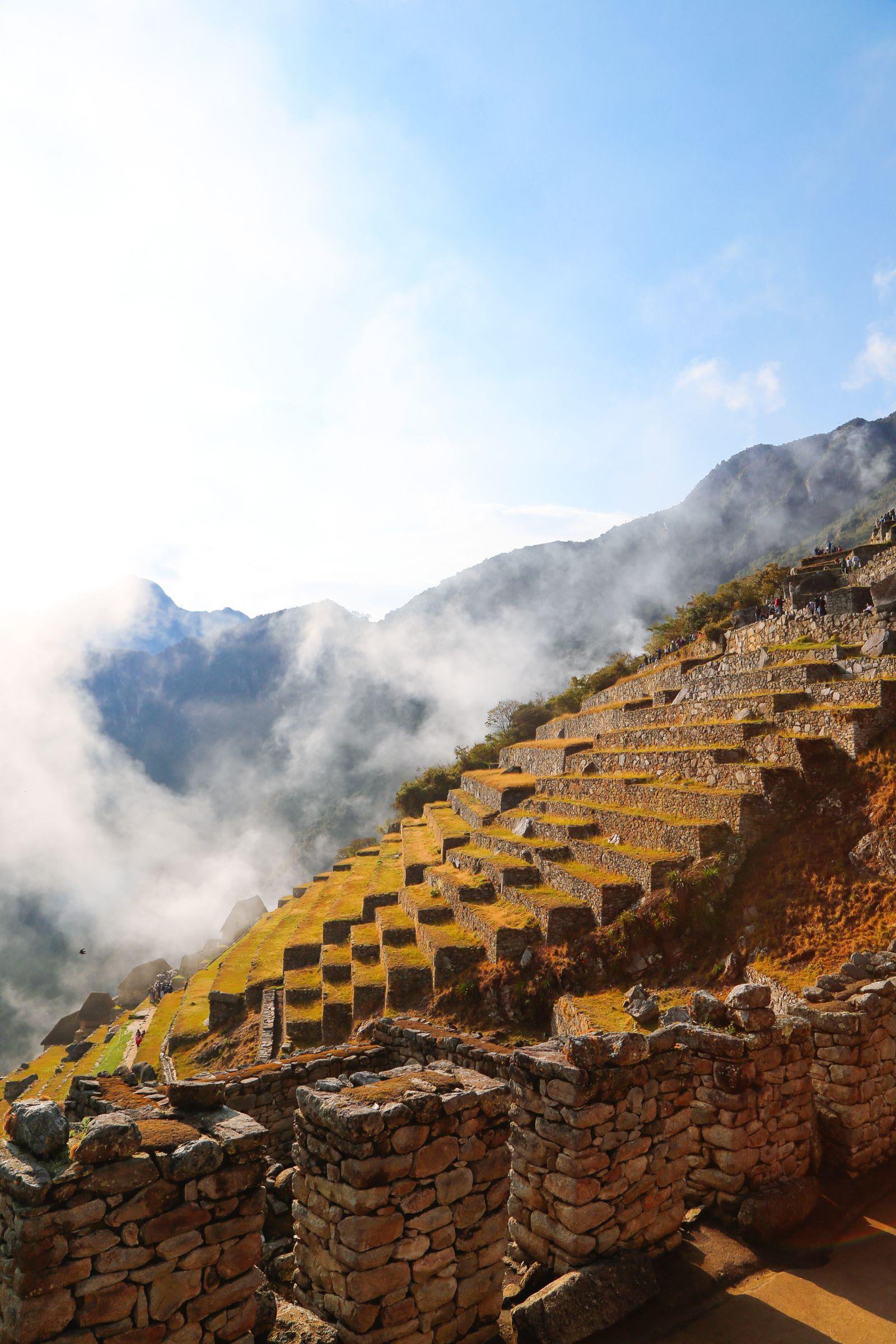 Visiting The Ancient Inca Site Of Macchu Picchu, Peru (30)